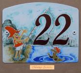 Házszámtábla 337