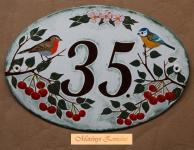 Házszámtábla 342